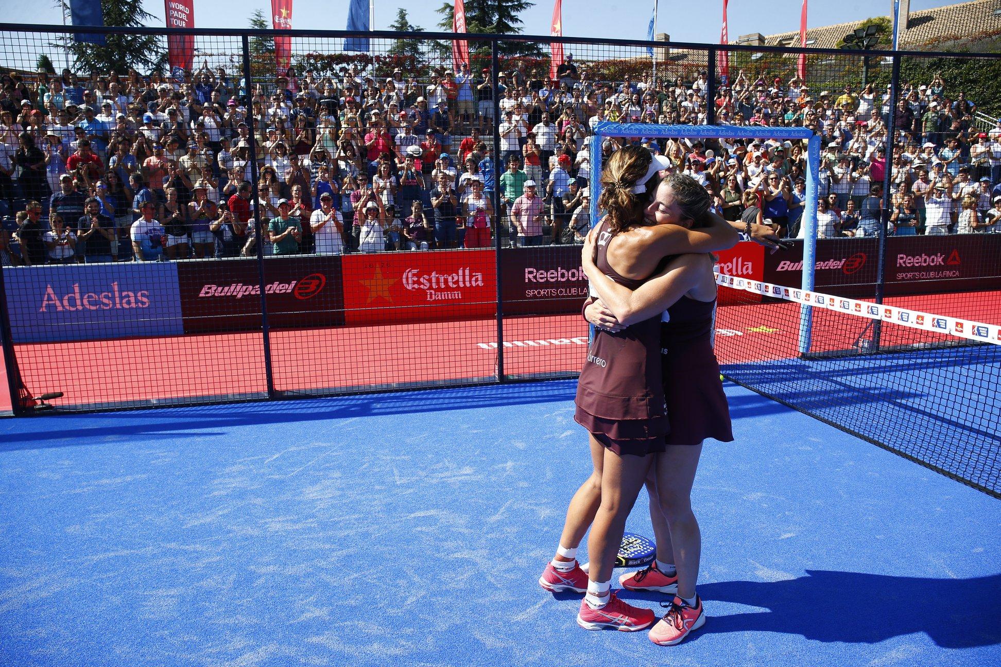 Salazar / Marrero remporte le 1er WOPEN