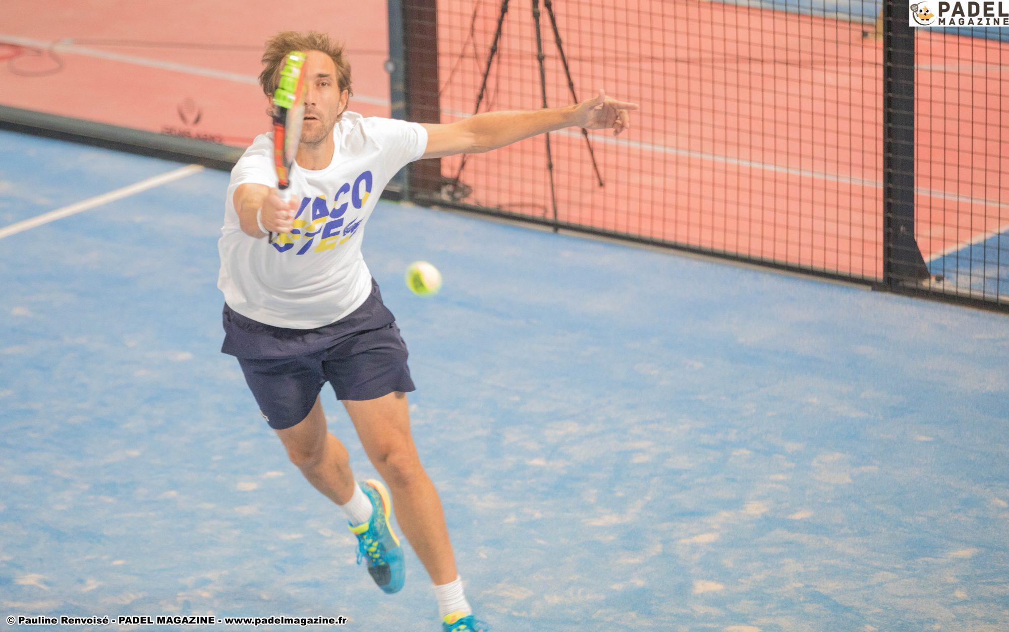 Arnaud Di Pasquale : 366e joueur mondial de padel