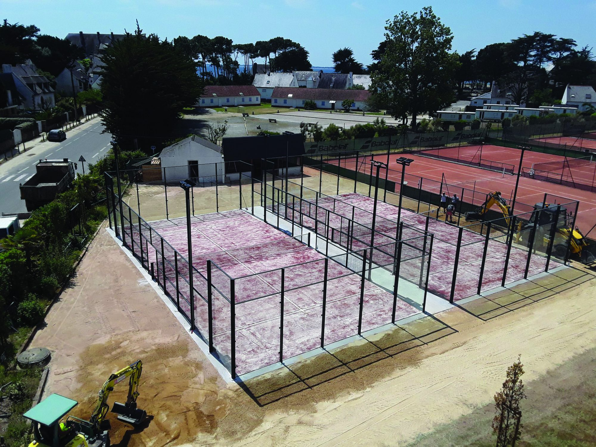 Open Padel Carnac - P250 - August 24 and 25