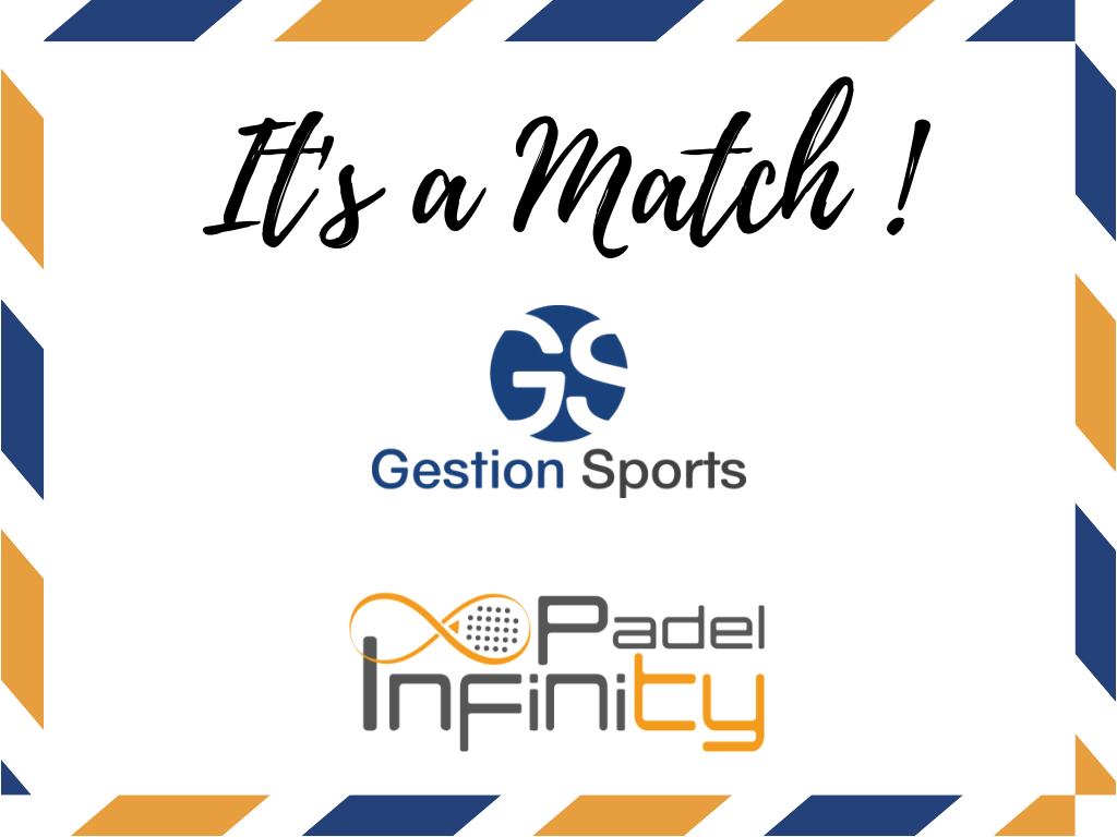 Padel Infinity and Sports Management: It's a Match!