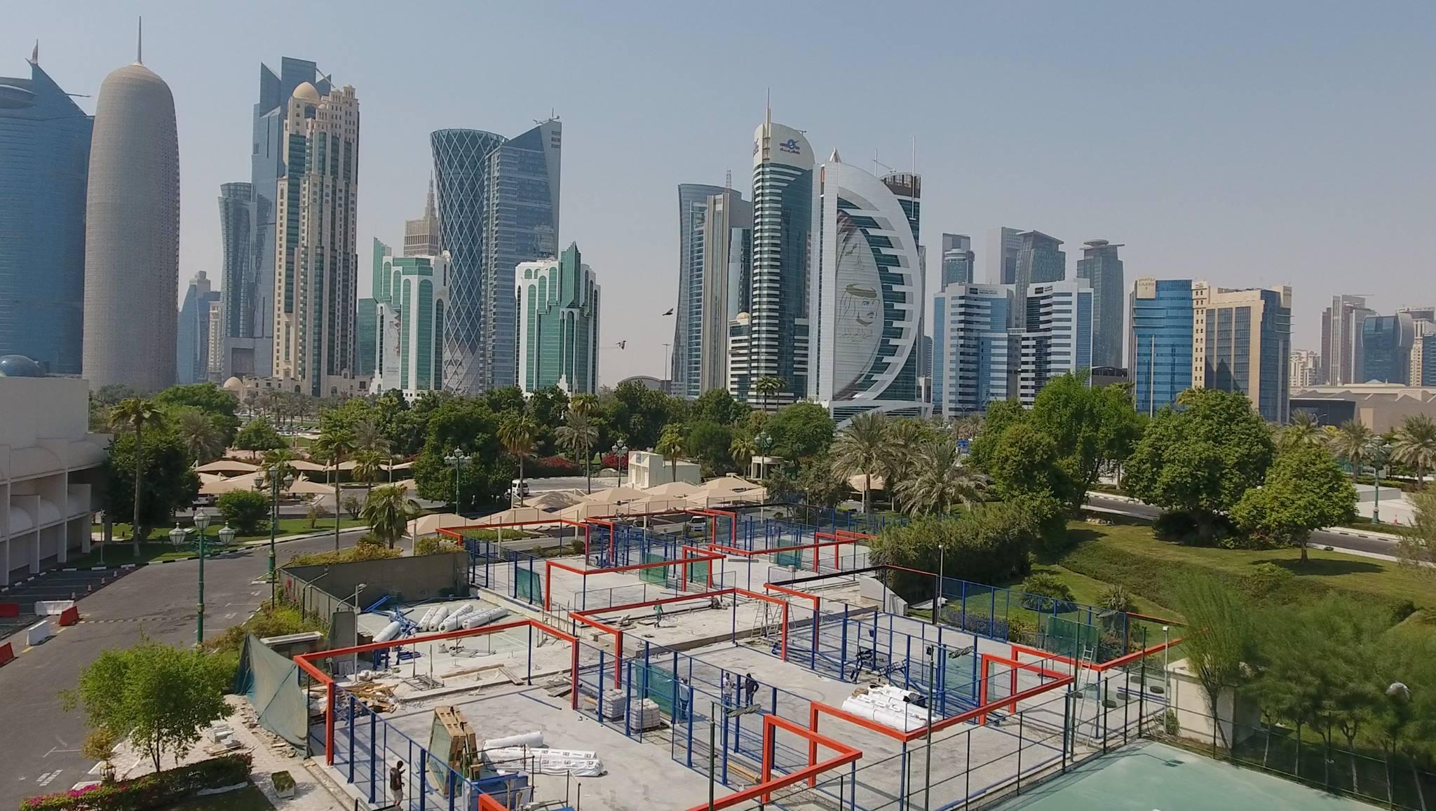 Qatar : derniers préparatifs avant les mondiaux
