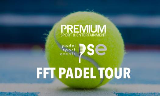 プレミアムとPSE:FFTオペレーター Padel ツアー