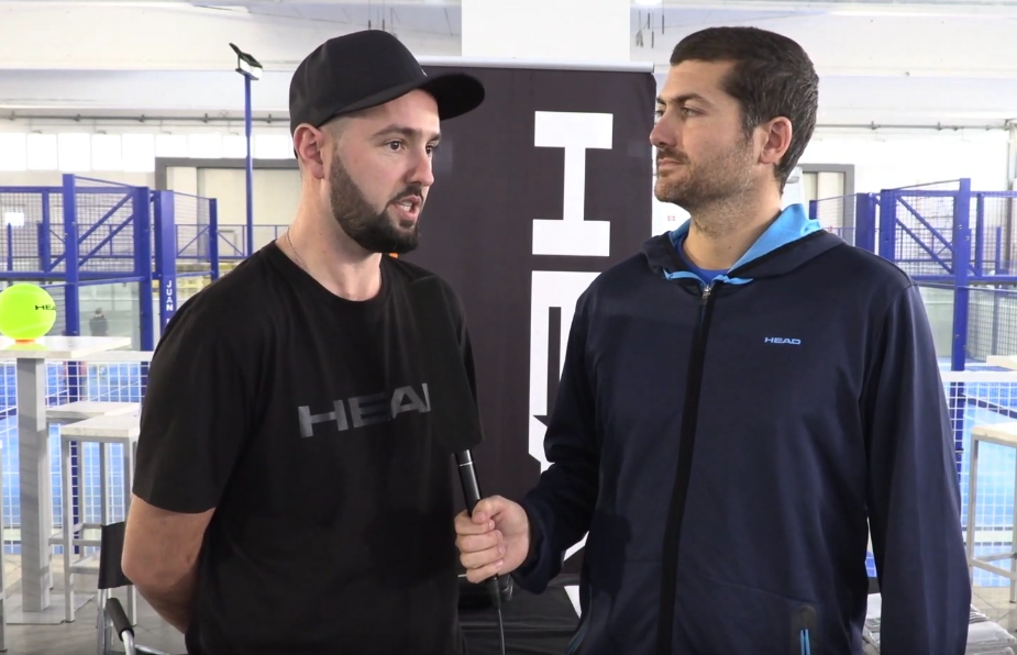 "Florian Perche : ""Le Head Padel Open 2019 promet une grosse surprise"""