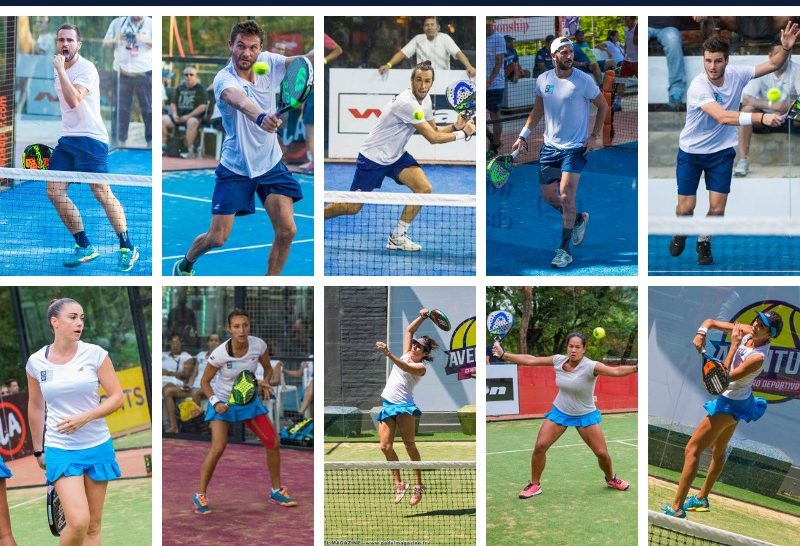 Les compositions du Masters My Padel Tour 2018