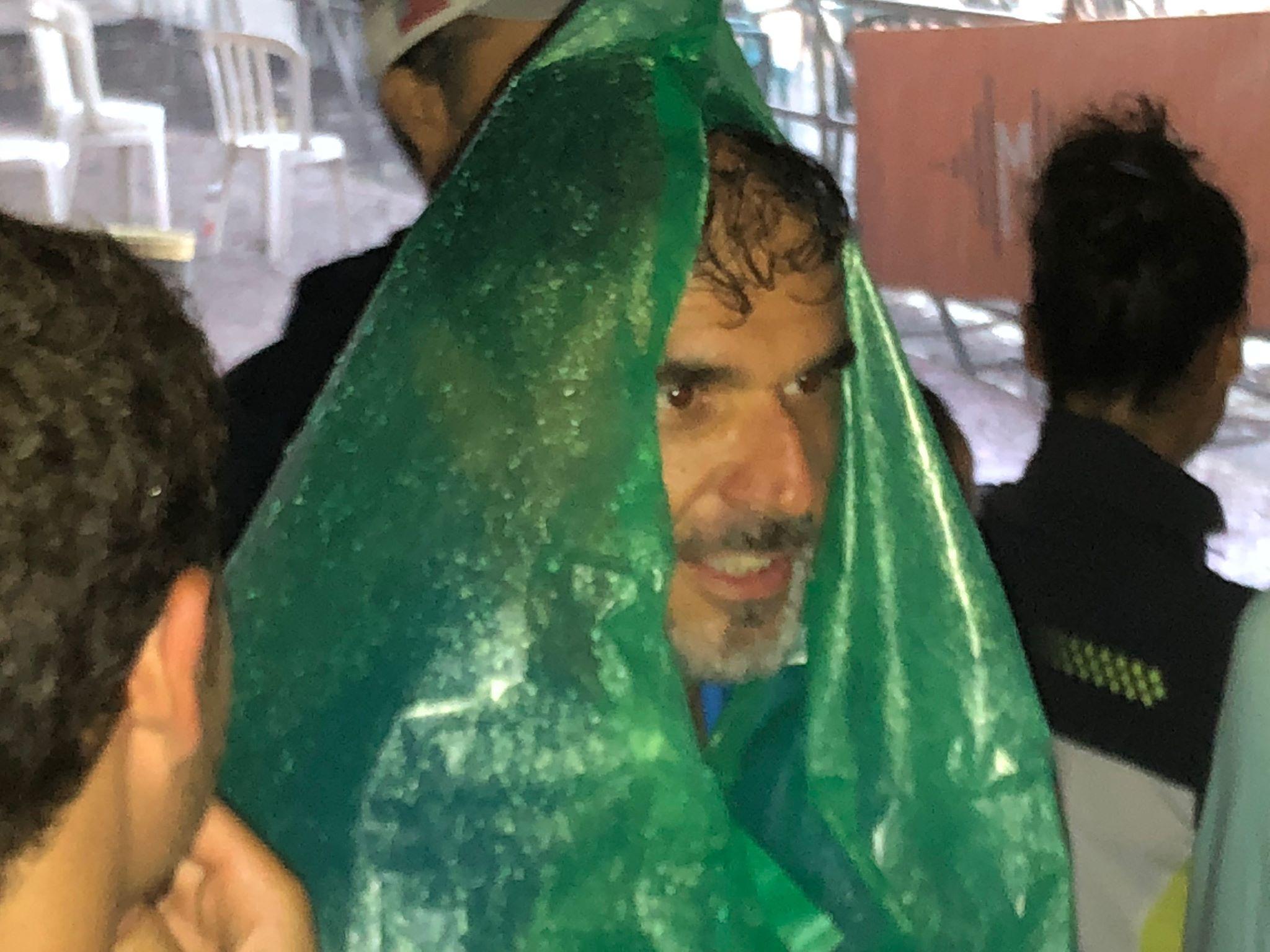 Nito Brea, le capitaine de l'équipe d'Argentine Dames