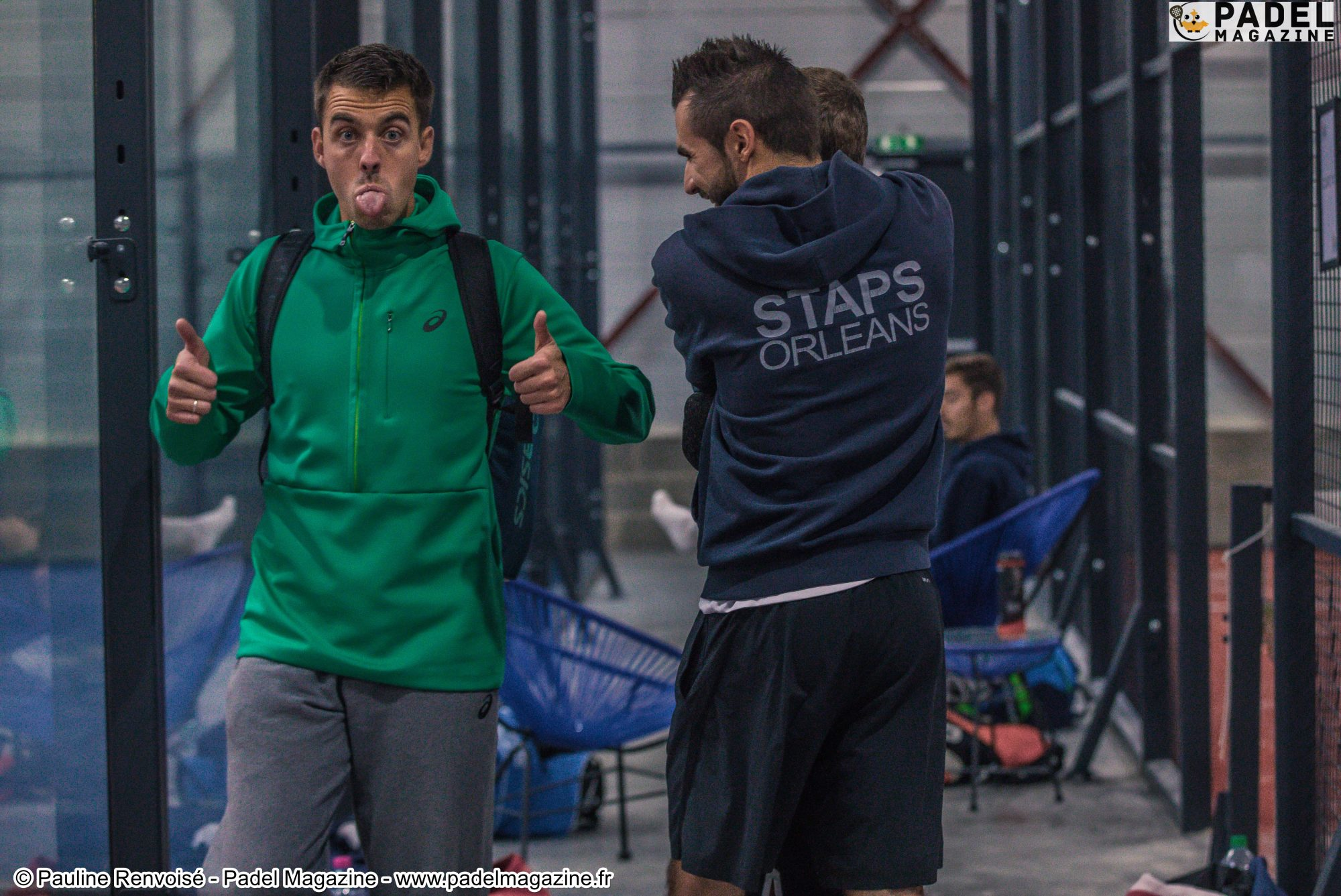Top start av Open Angers Padel - P500