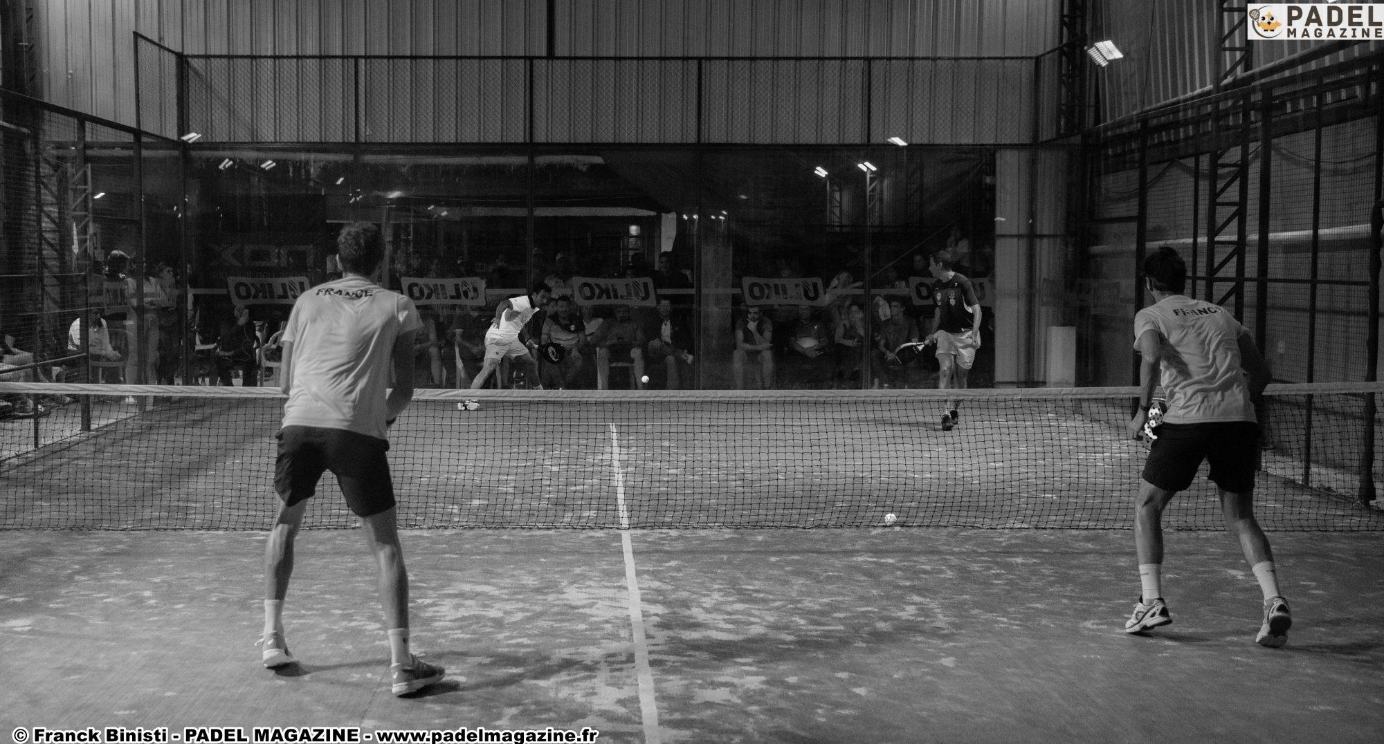 Les joueurs du tennis veulent jouer au padel dans les clubs privés ?