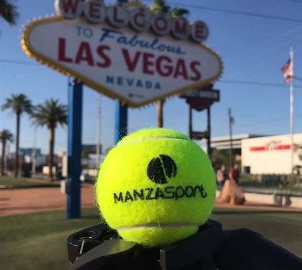 8 terrains de padel à Las Vegas