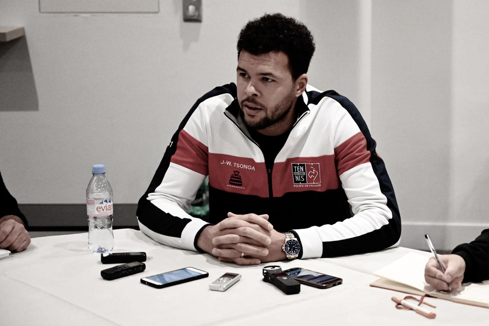 "Jo-Wilfried Tsonga : ""Au Padel, on s'amuse tout de suite contrairement au tennis"""