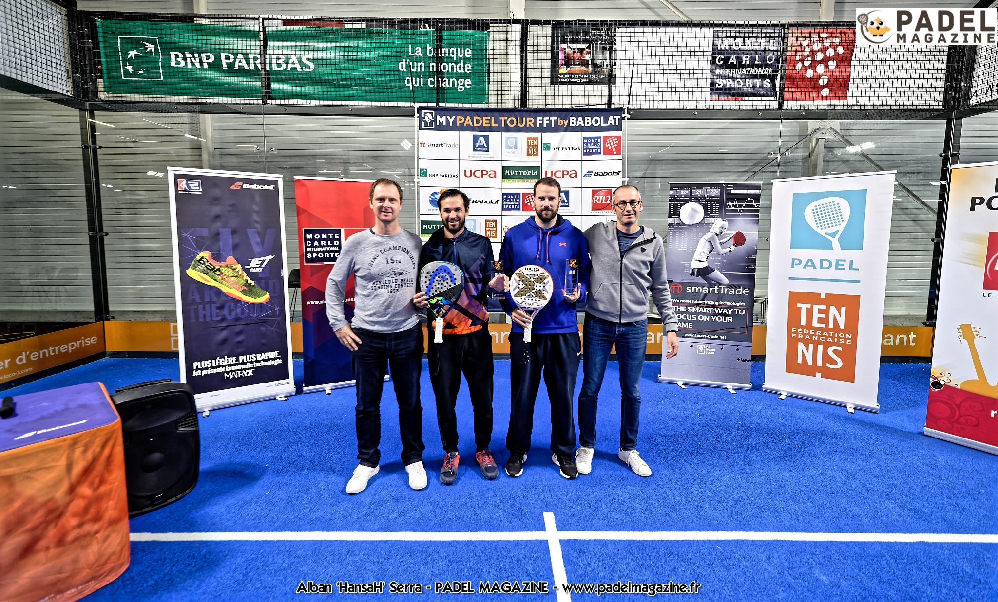 My Padel Tour – Toulouse Padel Club – Cocorico !