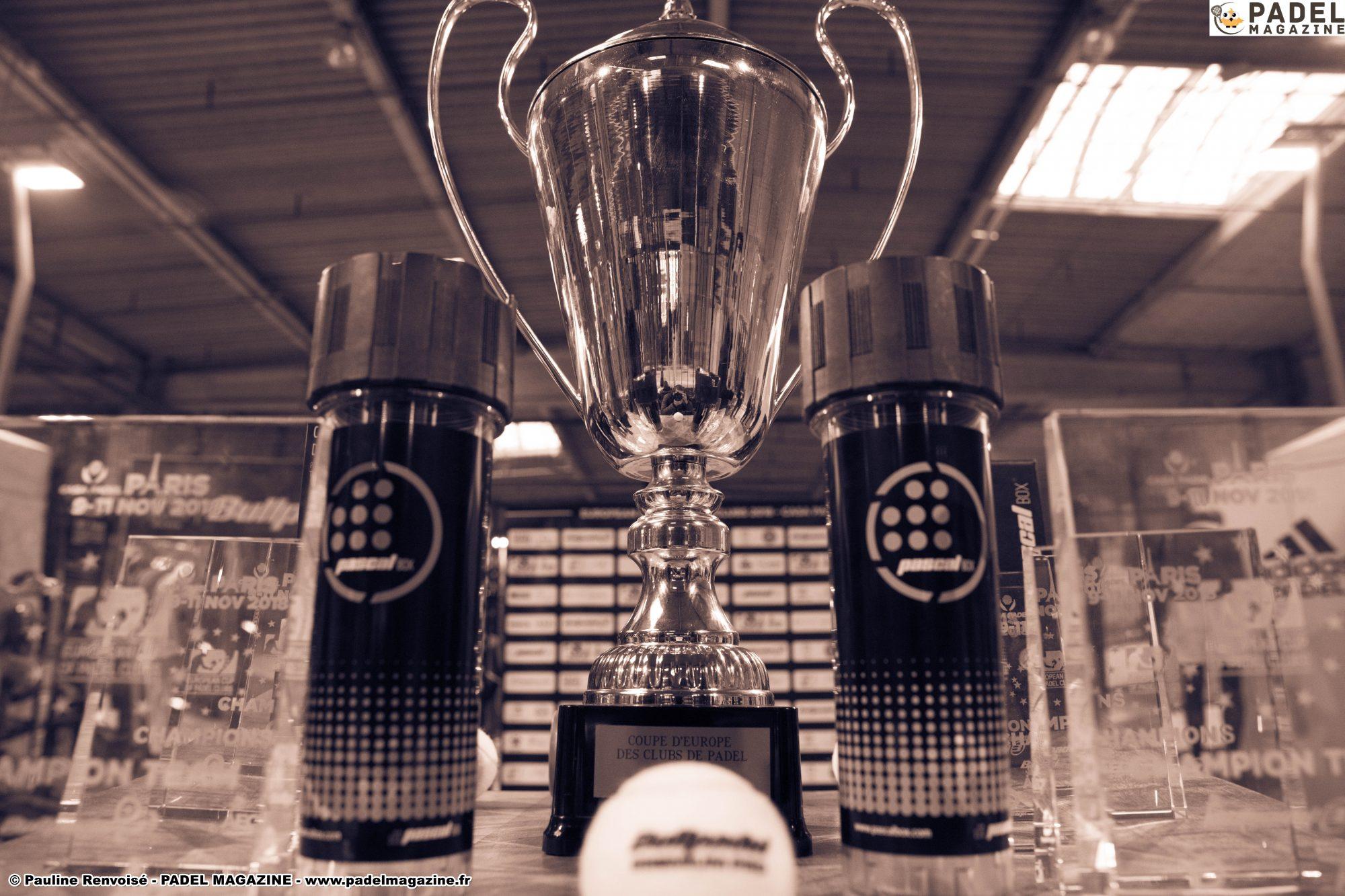 Revivre la cérémonie d'ouverture de l'Euro Padel Cup 2018