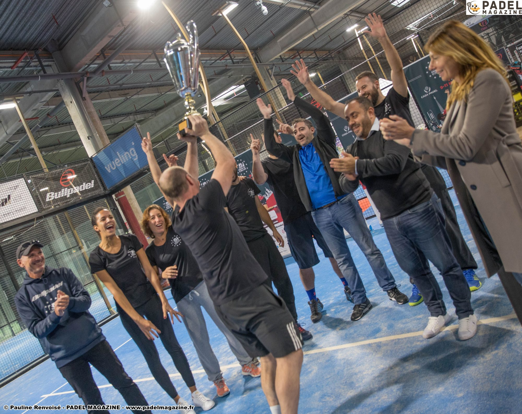 Euro results Padel Cup 2018