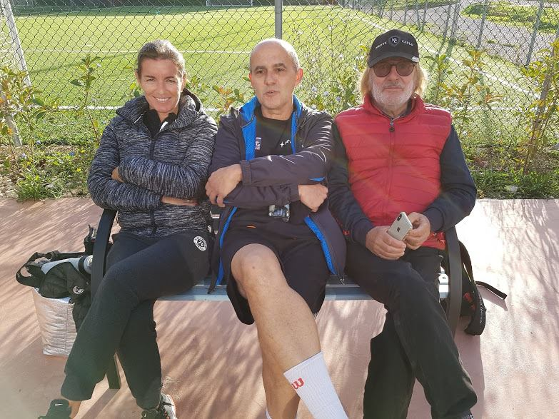 Le French Senior Tour débutera à All In Padel Sports