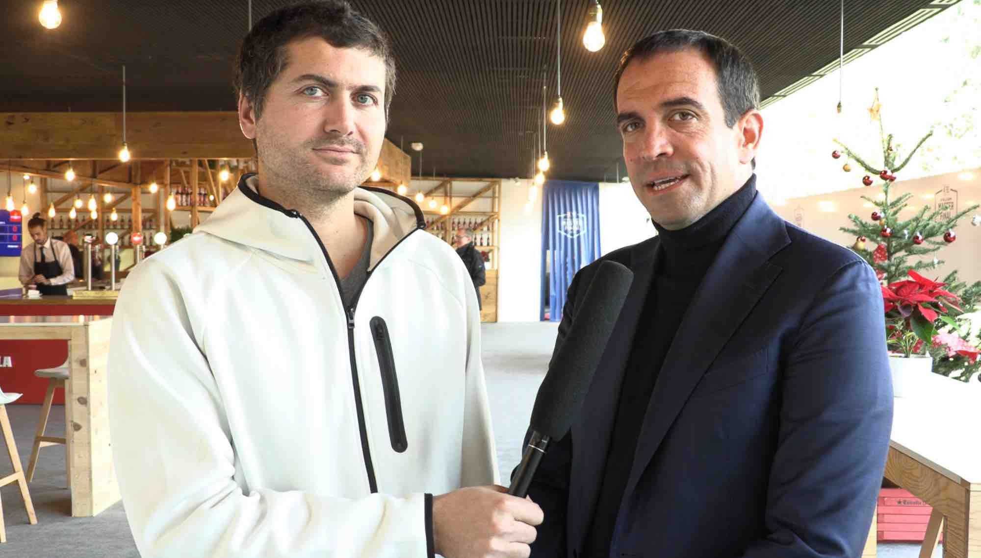 "Luigi Carraro : ""Le padel sera sport Olympique"""