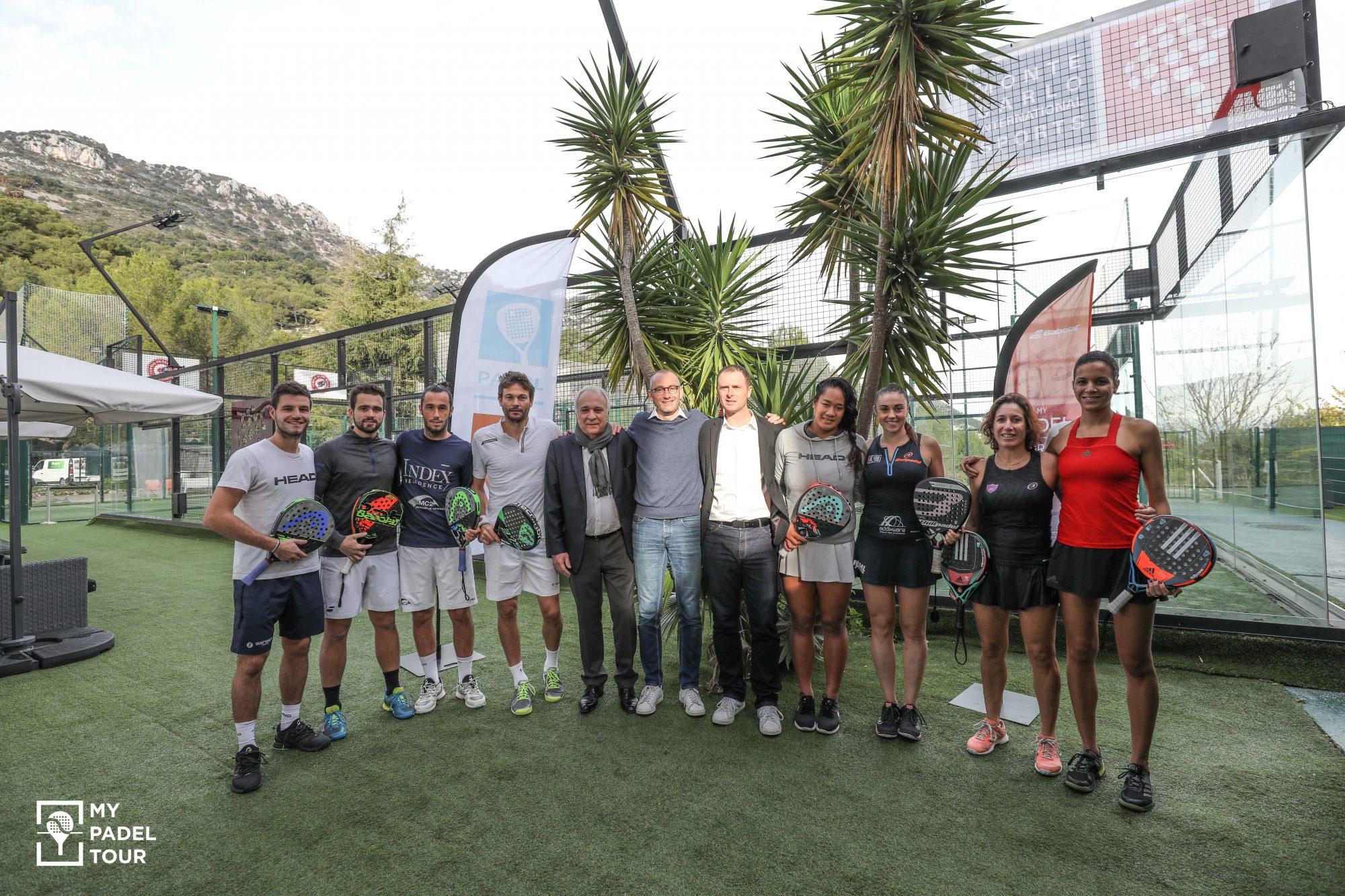 Godallier / Clergue et Blanqué / Bergeron remportent le Masters My Padel Tour 2018