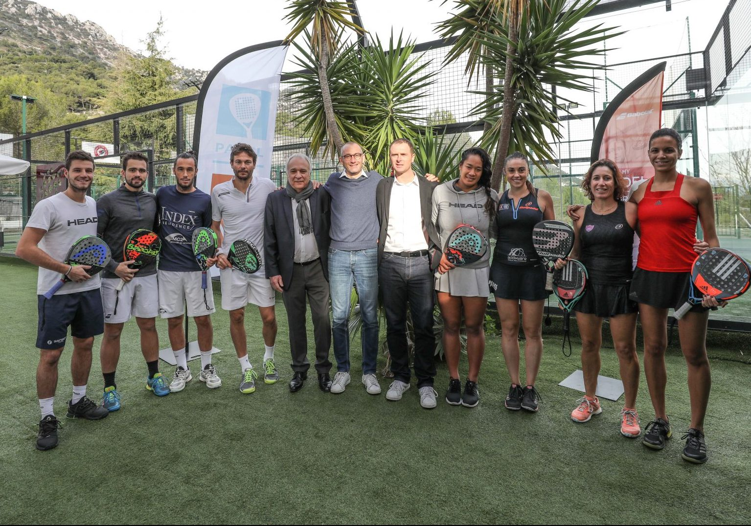 Le Masters My Padel Tour FFT by Babolat 2018 a tenu toutes ses promesses