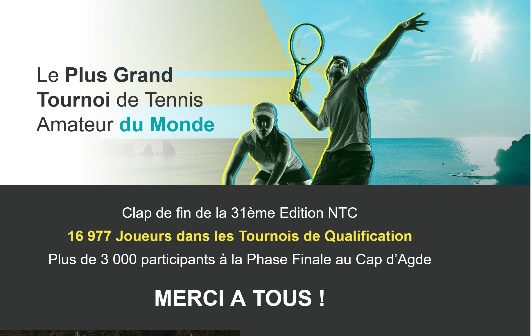 La National Tennis Cup : Le Plus Grand Tournoi de Tennis Amateur du Monde