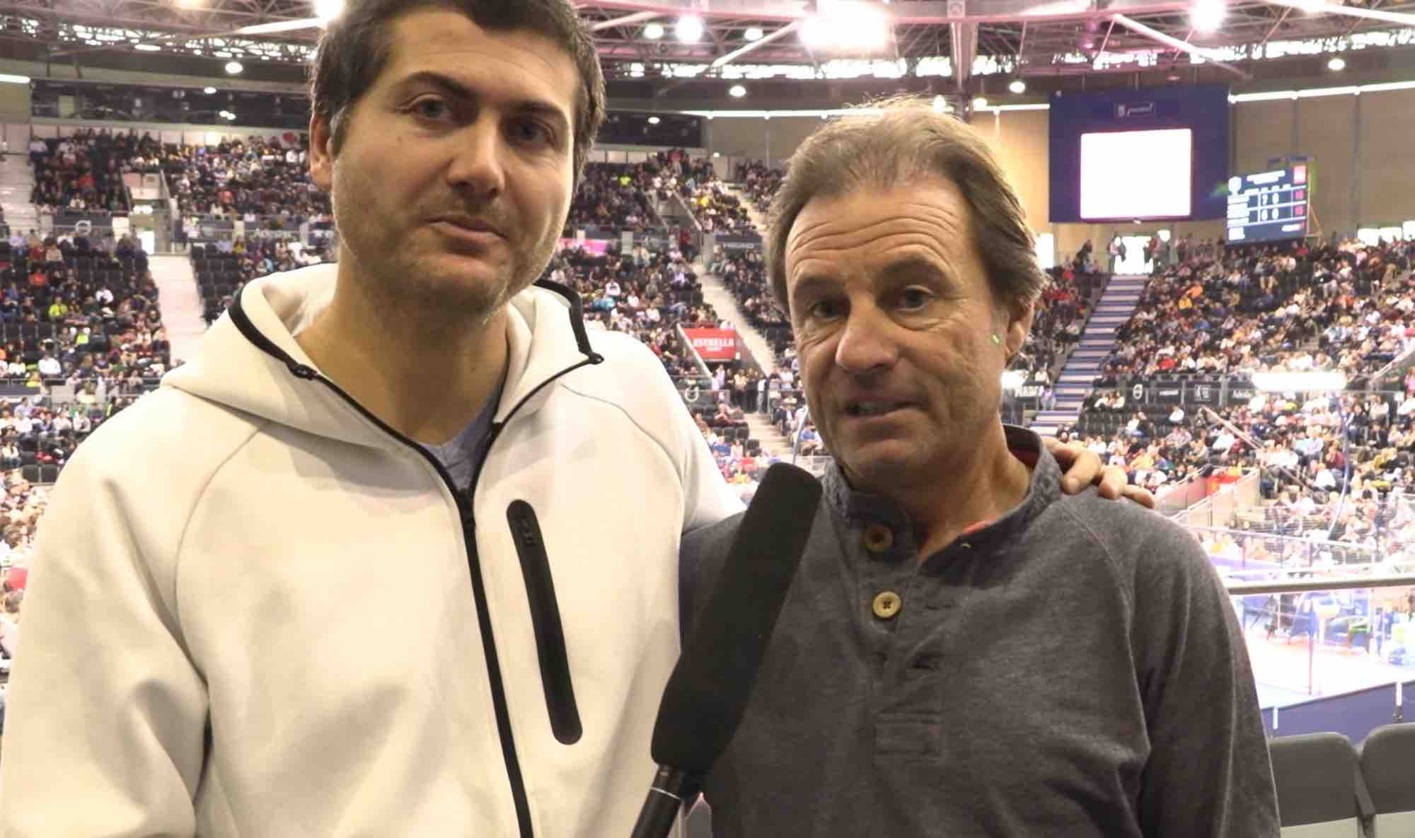 """Patrick Fouquet : """"Une française au Masters du World Padel Tour…"""""""
