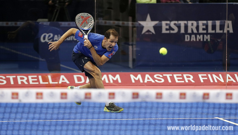 Juan Martin Diaz forfait pour les tournois à venir