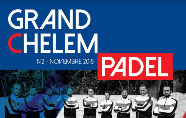 2nd issue of Grand Slam Padel
