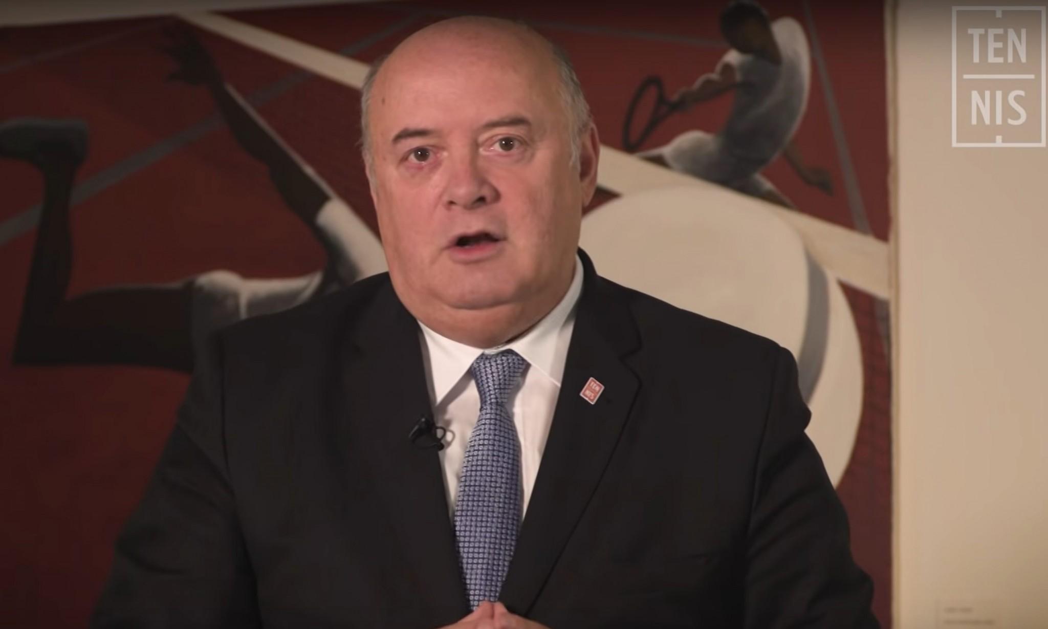Bernard GIUDICELLI padel 2019