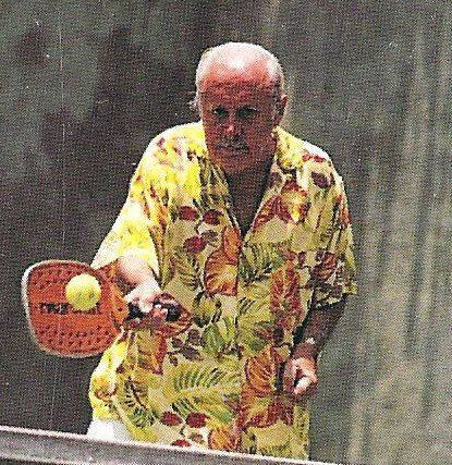 The history of padel