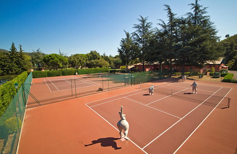 Les différentes « natures » de clubs de tennis