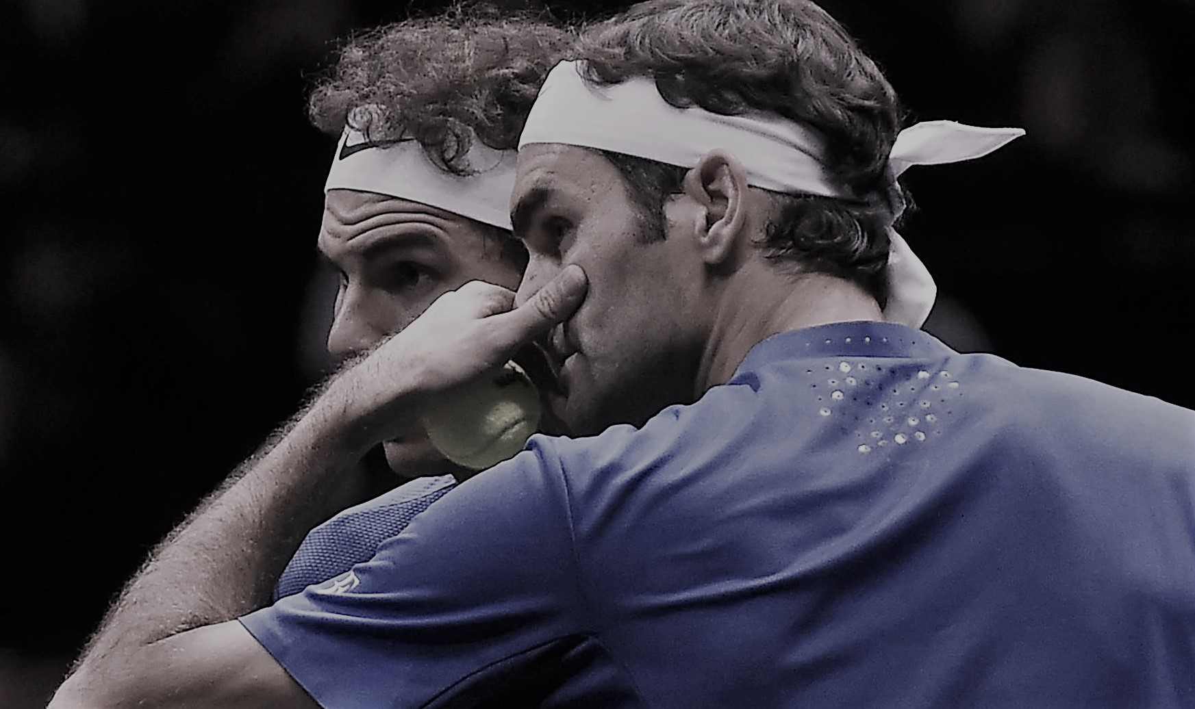 Nadal / Federer: The new pair of padel?