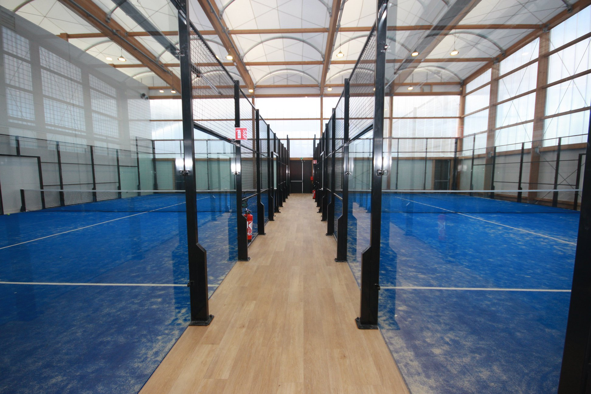 Exhibition Padel au Forest Hill Marnes-la-Coquette