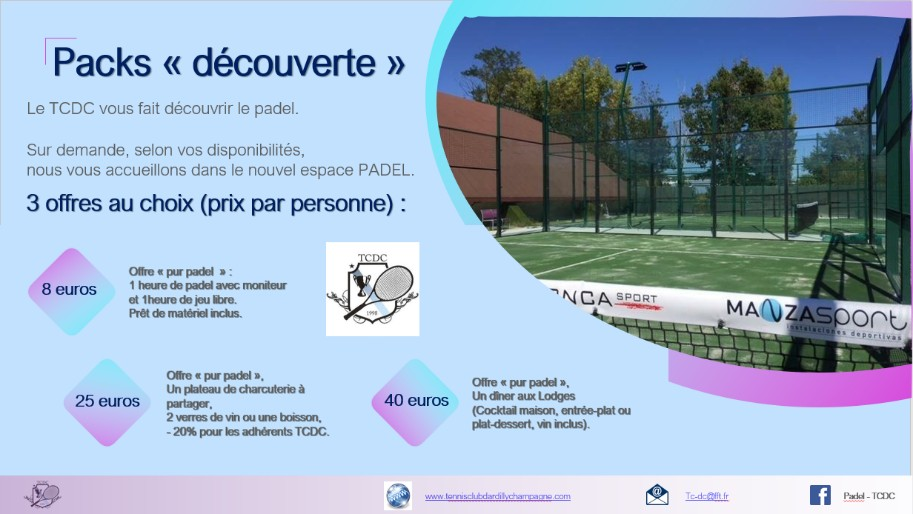 stage padel dardilly lyon