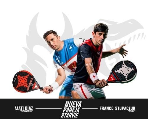 Matías Díaz / Franco Stupaczuk: la nuova coppia StarVie per la prossima stagione