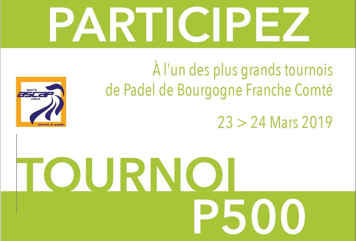 P500 FOIRE EXPO DU PAYS DE MONTBELIARD 23 et 24 MARS 2019