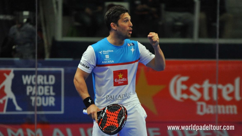 """El """"Warrior"""" ne sera pas au Logroño Open 2019"""