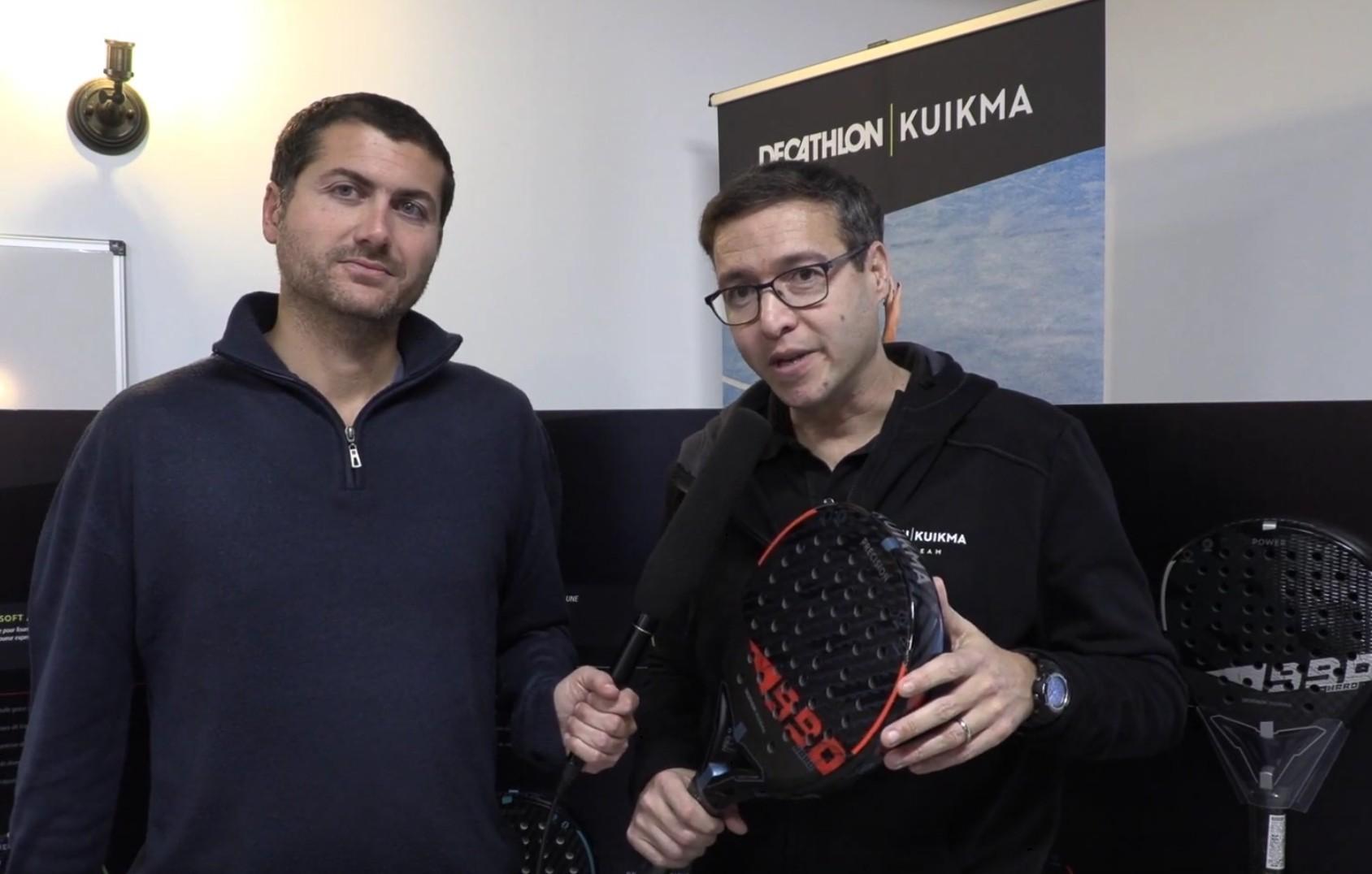 Olivier Fellous : «El Padel Club et Kuikma, c'est du gagnant-gagnant»
