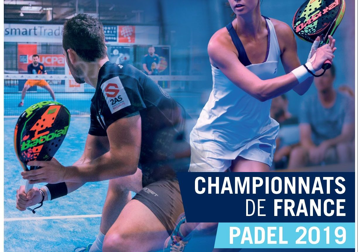 Direction les championnats de France de padel 2019