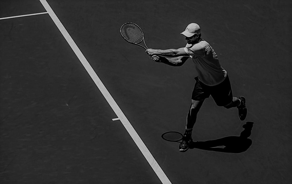 Le haut niveau au tennis