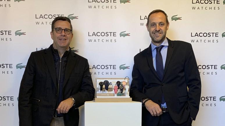 Lacoste, montre officielle du WPT