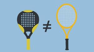 テニス/Padel :同様の物理学?