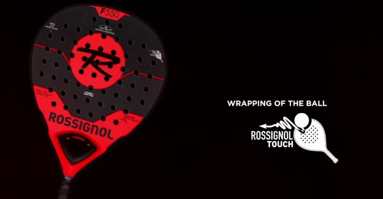 Bags of padel by Rossignol