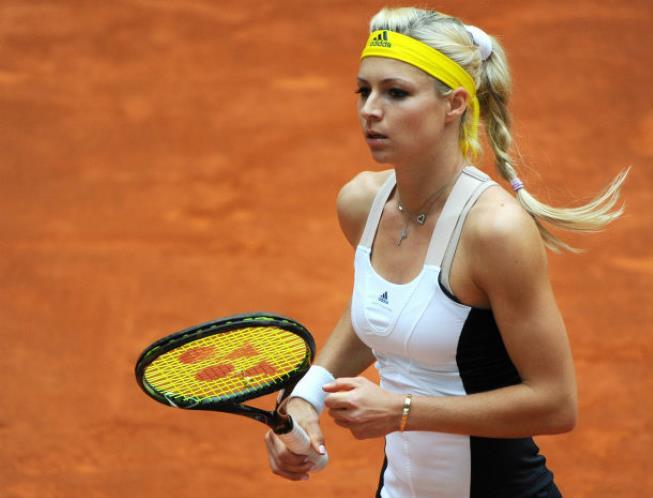 L'érotisation des joueuses de tennis