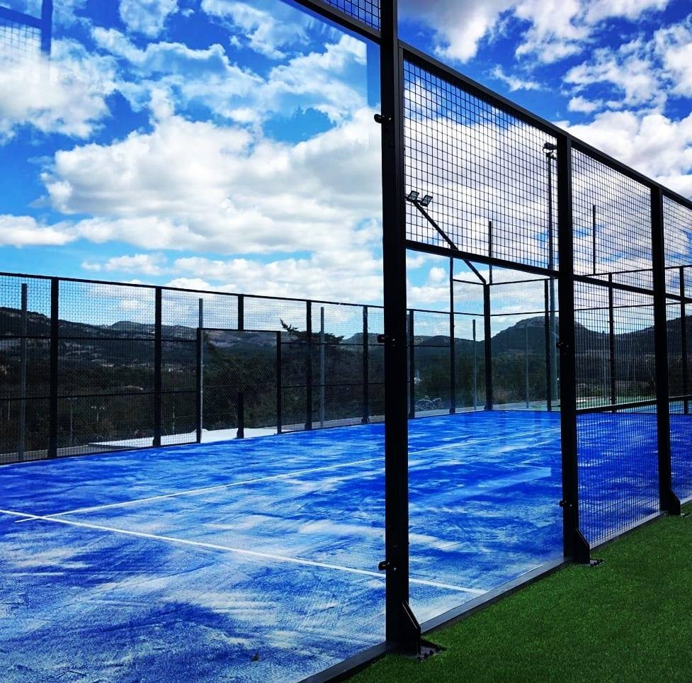 Inauguration of Padel Cassis Sporting Club