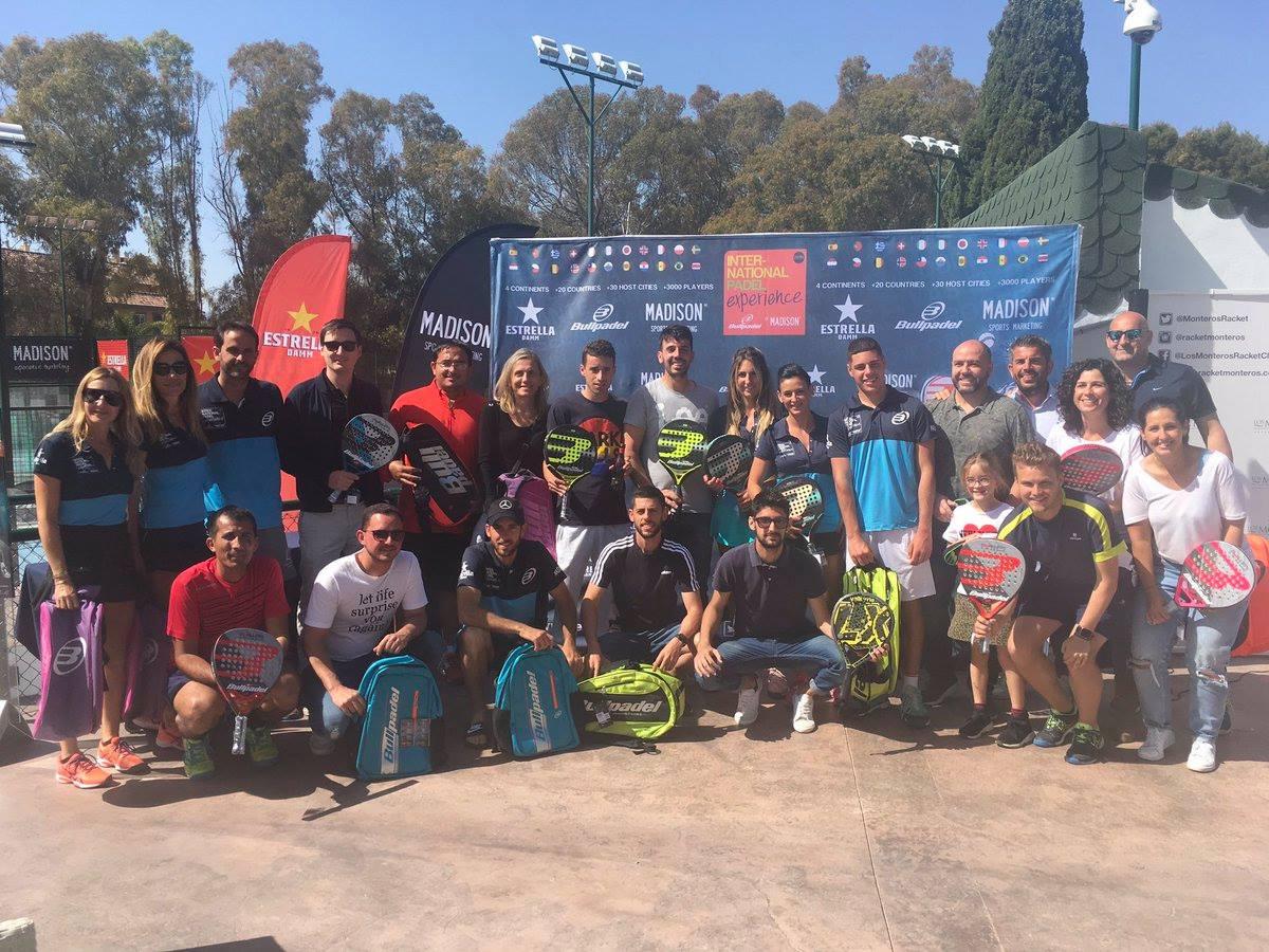La Team BULLPADEL 2019