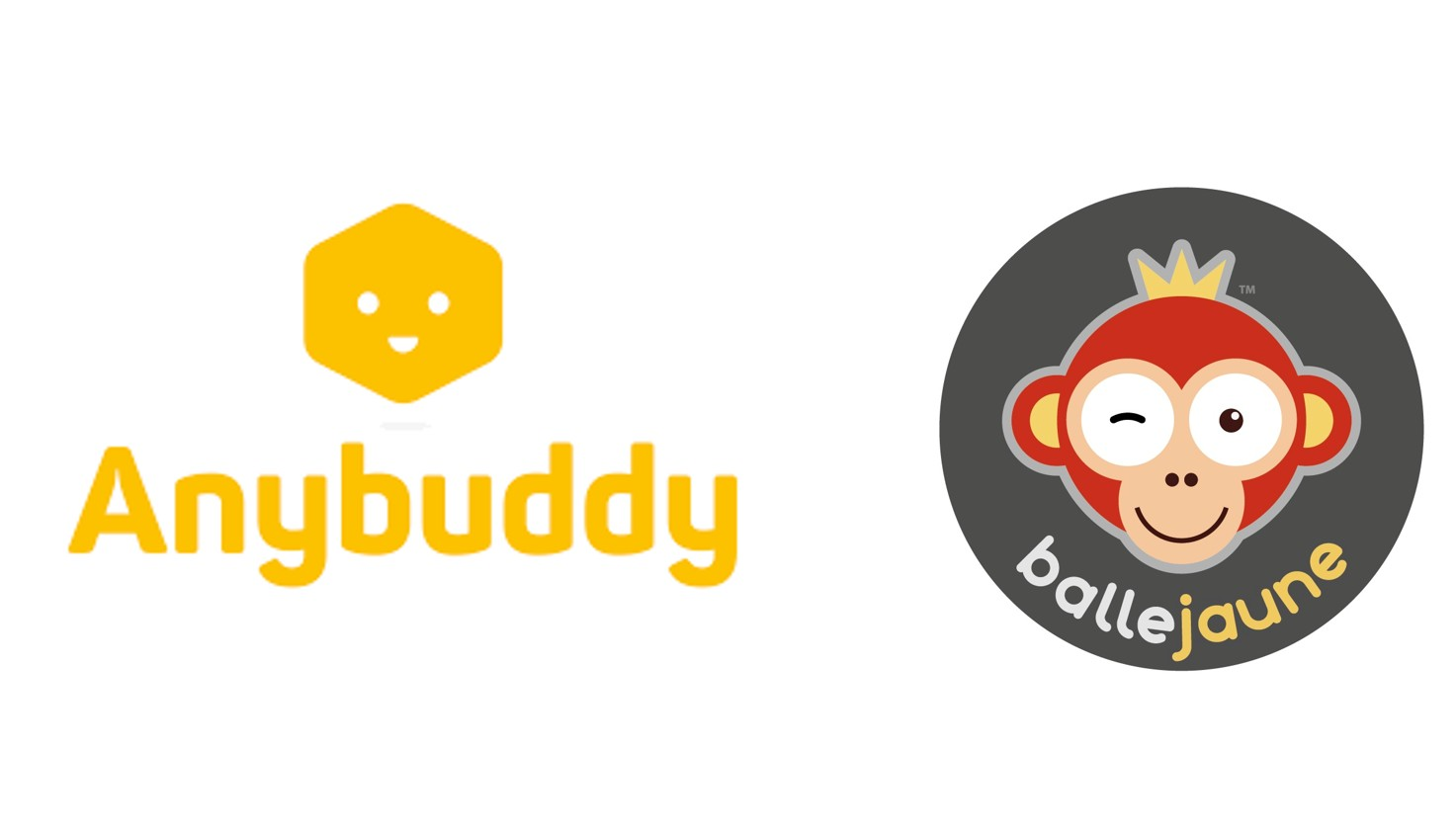 La partnership di BalleJaune e AnyBuddy