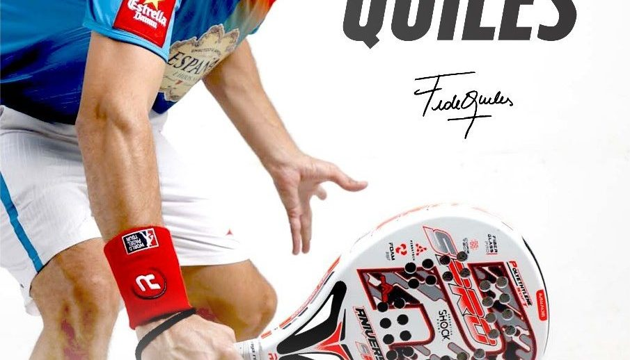 Fede Quiles, nowy gracz Royal Padel