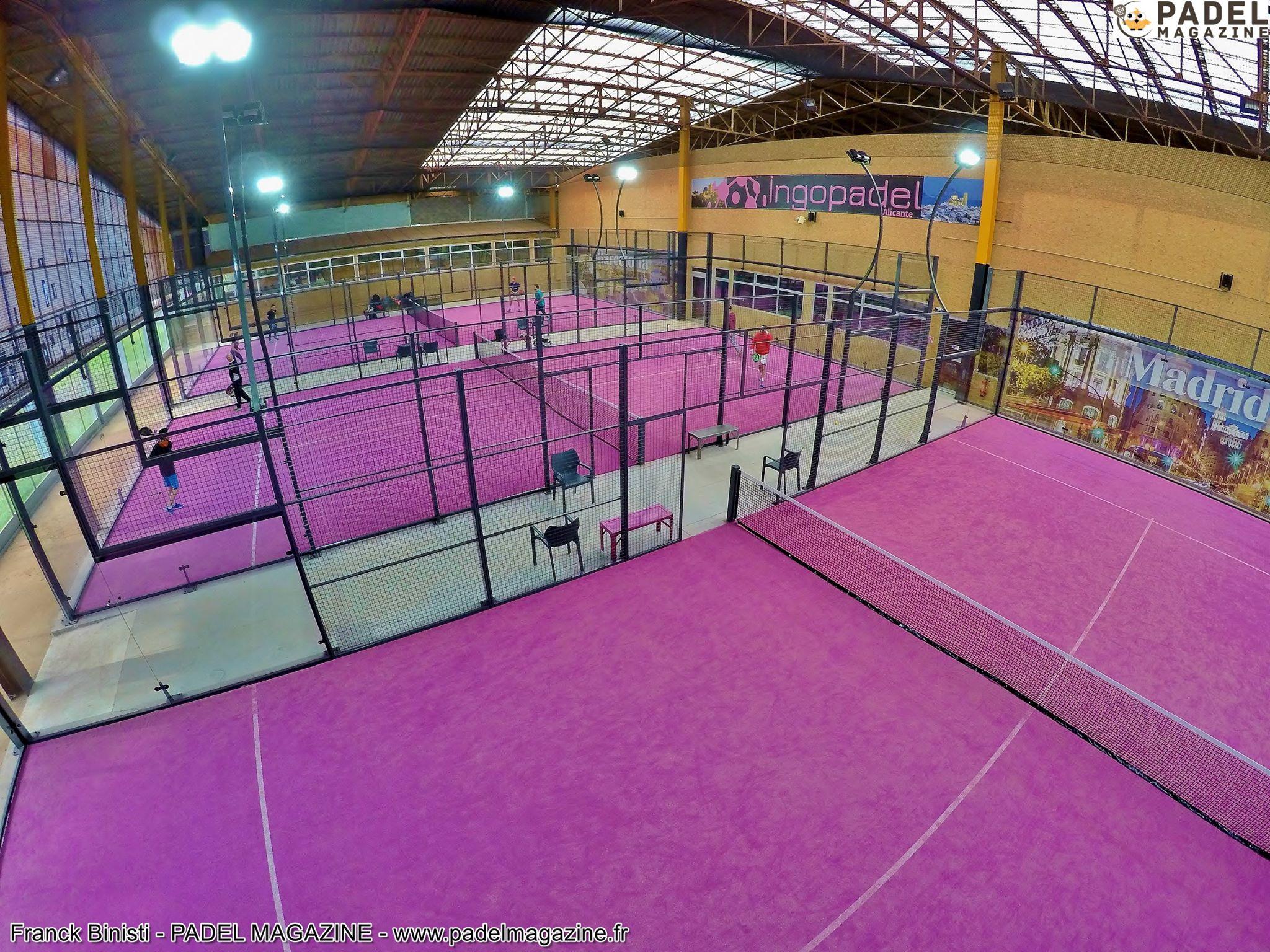 garden padel tennis rennes