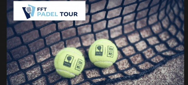 The FFT Padel Tour, these are 3 stages in the city center
