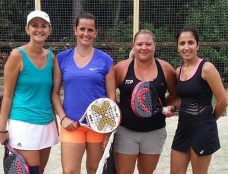 """Marina Ponzio: """"A route marked out to invest myself in padel"""""""