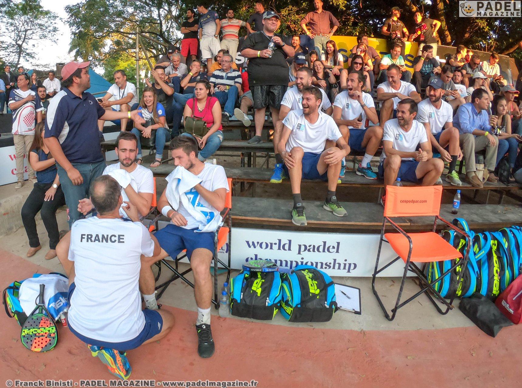 Tennis et Padel: S'entraider