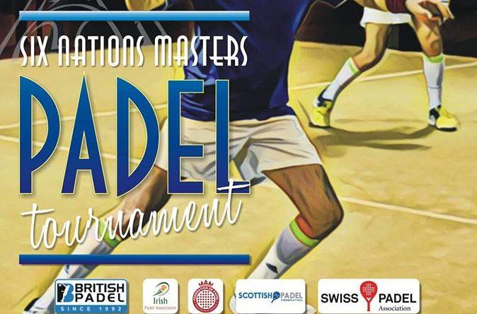 Changement de date pour le 6 Nations Padel Master