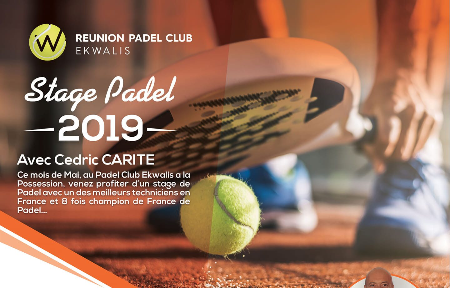 Stage in padel all'incontro
